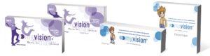Lentillas My Vision para niños